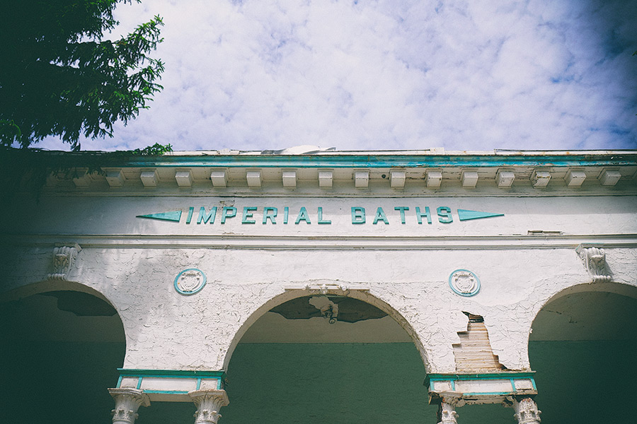 The Imperial Baths